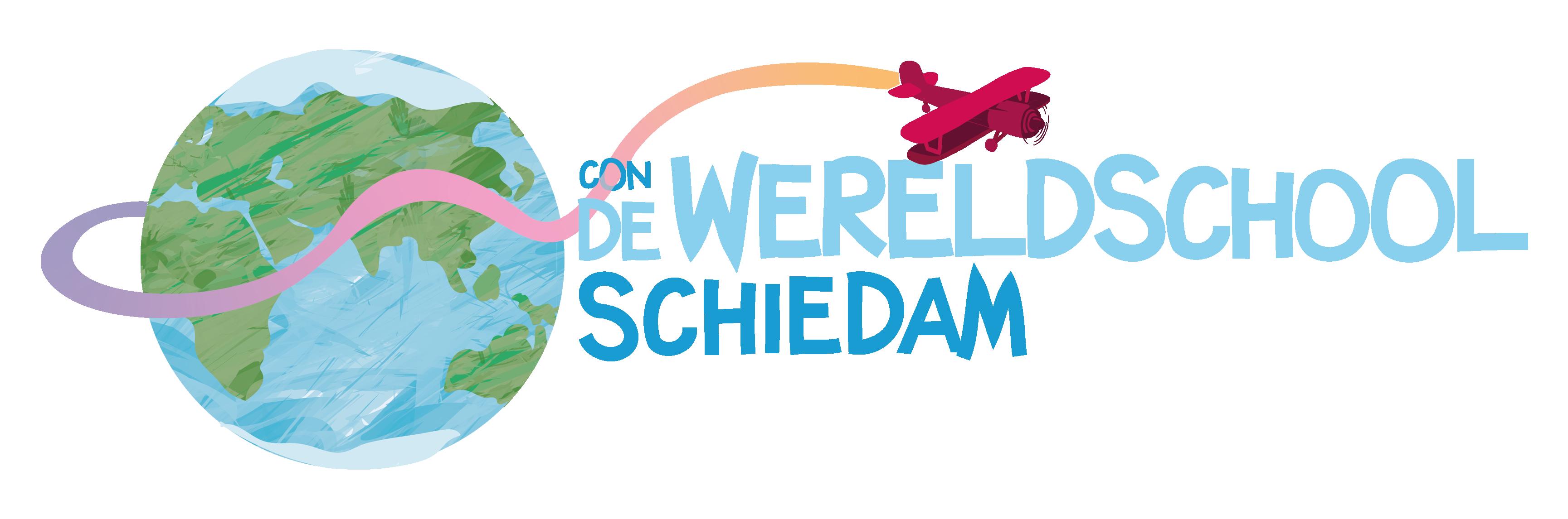 Logo Wereldschool Schiedam